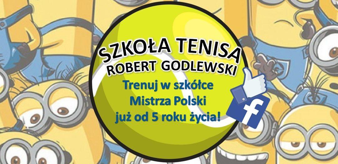 Ruszyły zapisy dzieci do szkółki tenisowej na nowy sezon