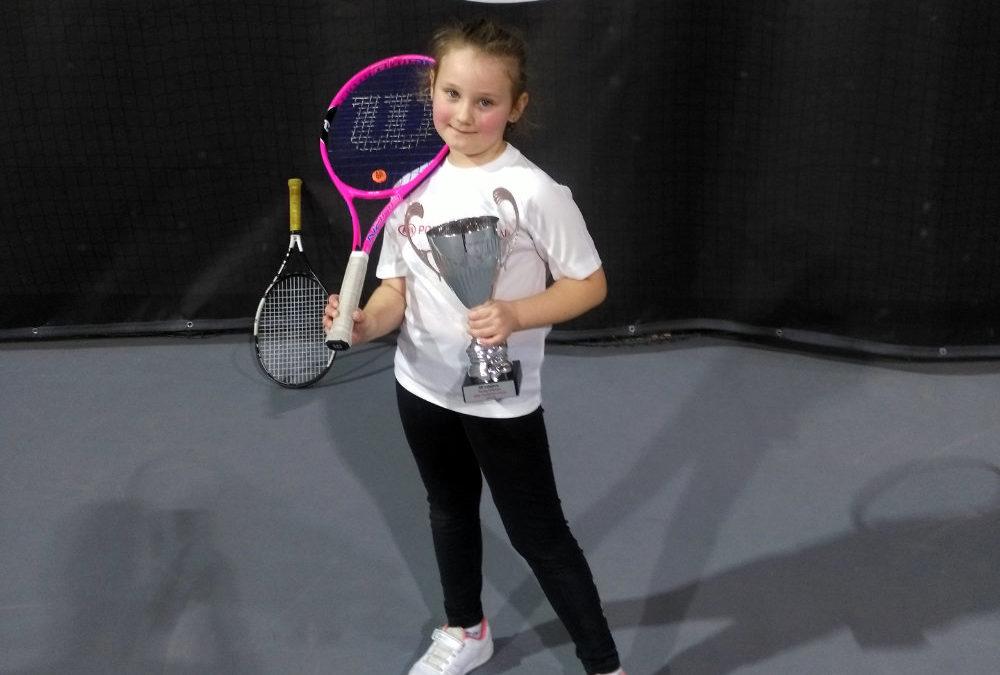 Oliwia Błonka 3 miejsce w turnieju KIA w Szczecinie