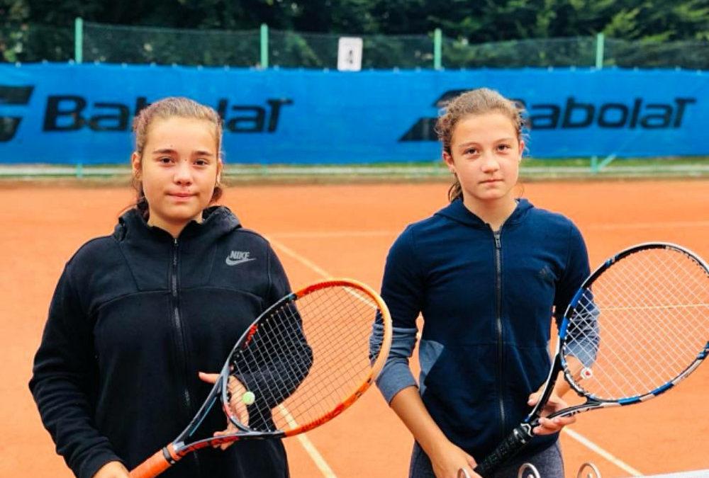 Aniela zajmuje 3 miejsce w turnieju w Szczawnie