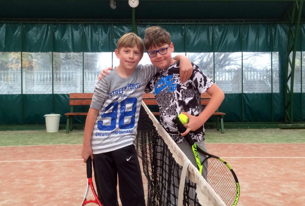 Liga tenisa dla dzieci 2 weekend