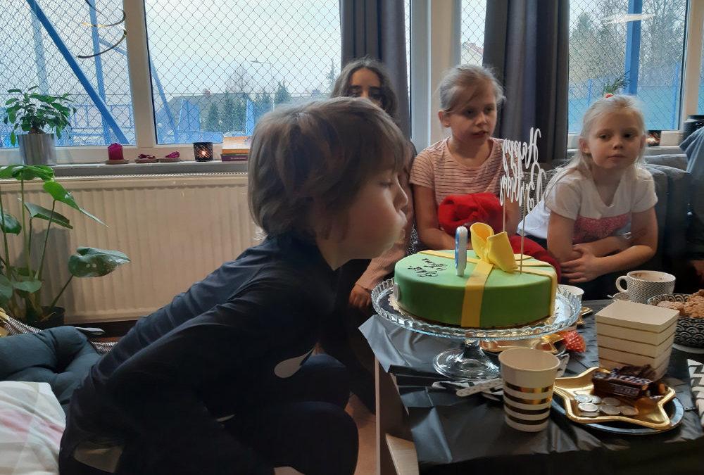 8 urodziny Igora