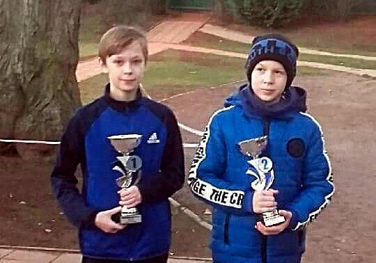 Piotr Kluj wygrywa turniej w Szczecinie