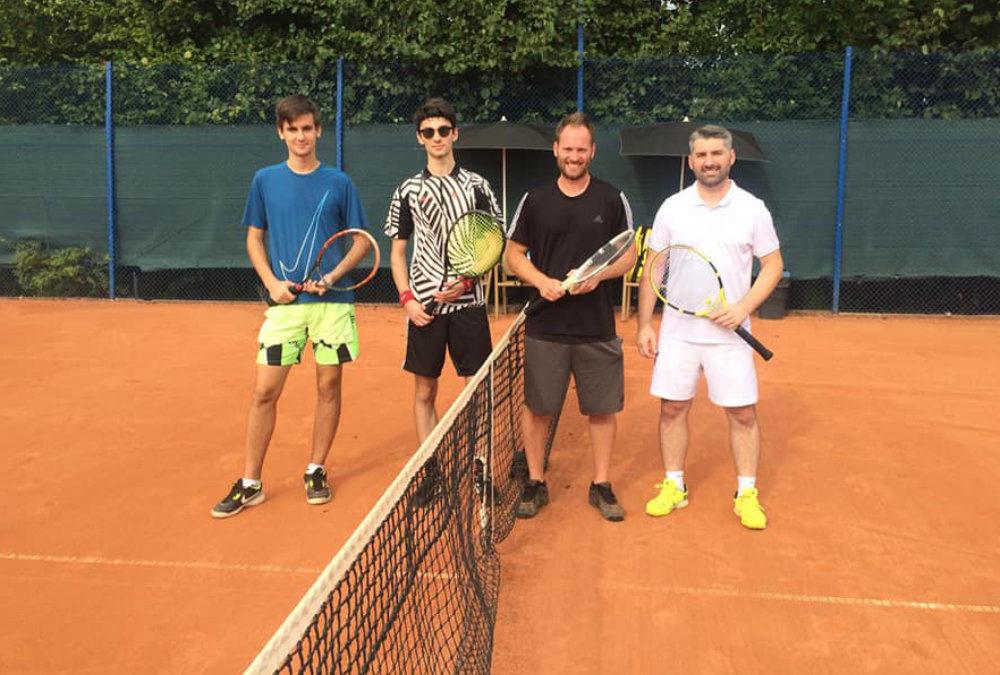 Turniej Deblowy Open 2019
