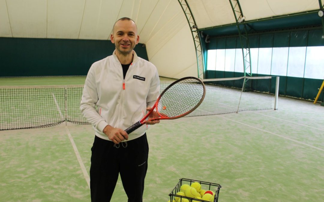 Nowy trener Bartek